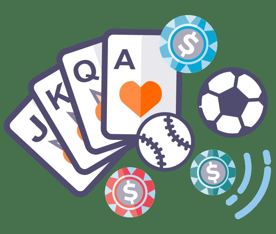 11 Beste Sports Betting Online Spielotheks im Jahr 2021