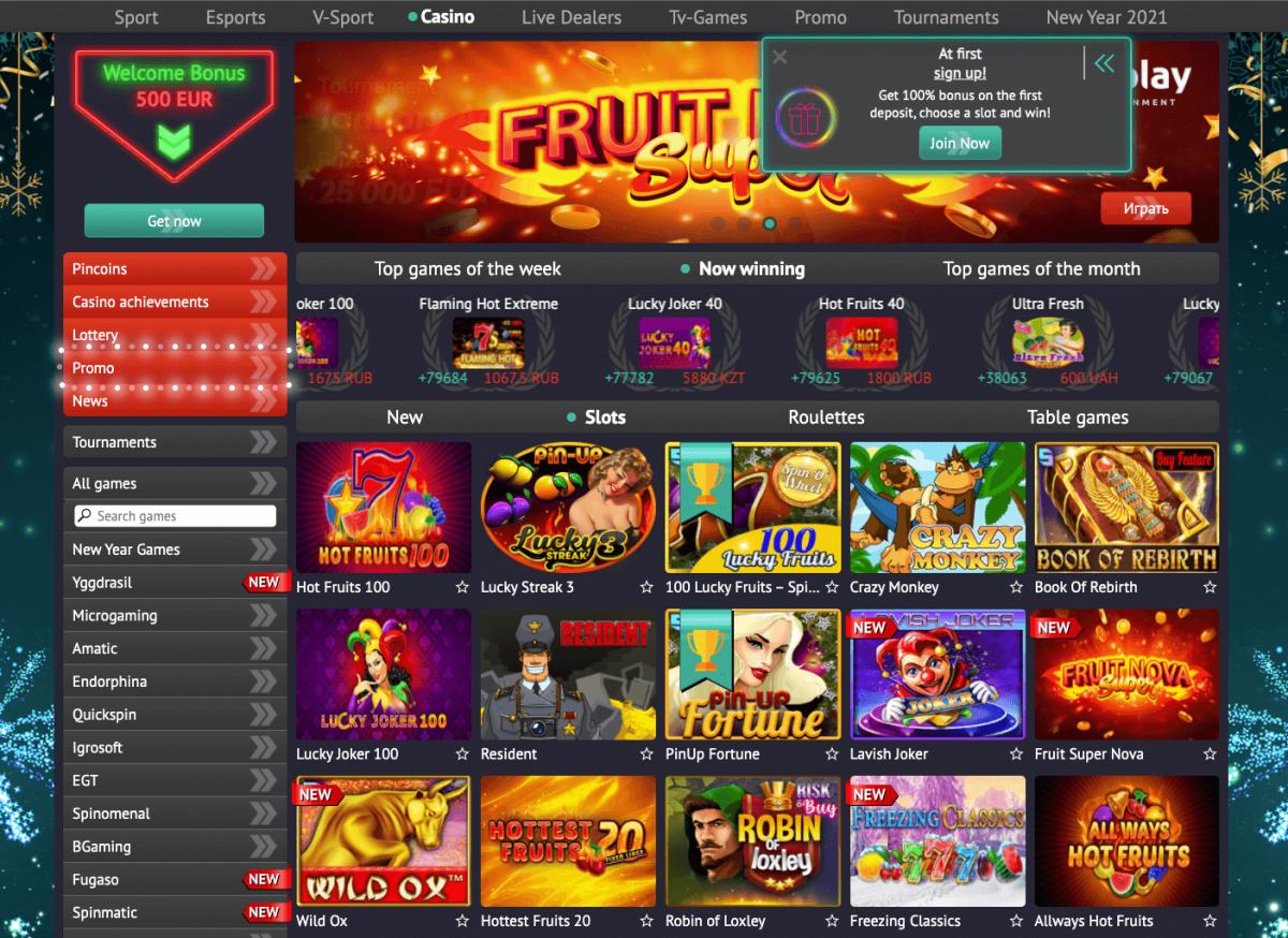 Pin-Up Casino