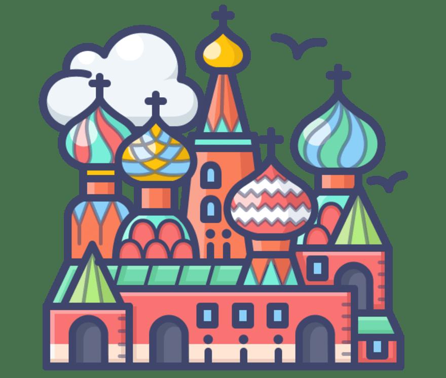 46 Beste Online Spielotheks in Russland 2021