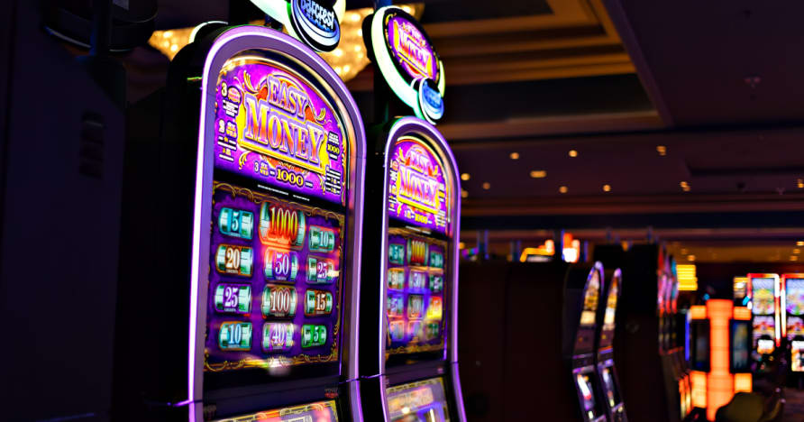 Wie Casinos Geld Via Slots Stellen