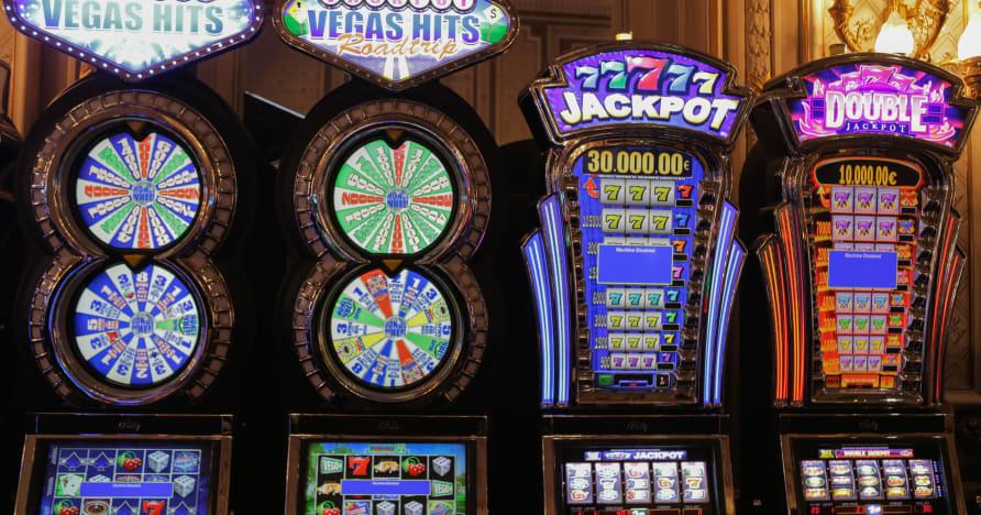 Slot-Spiele, die Glück bringen