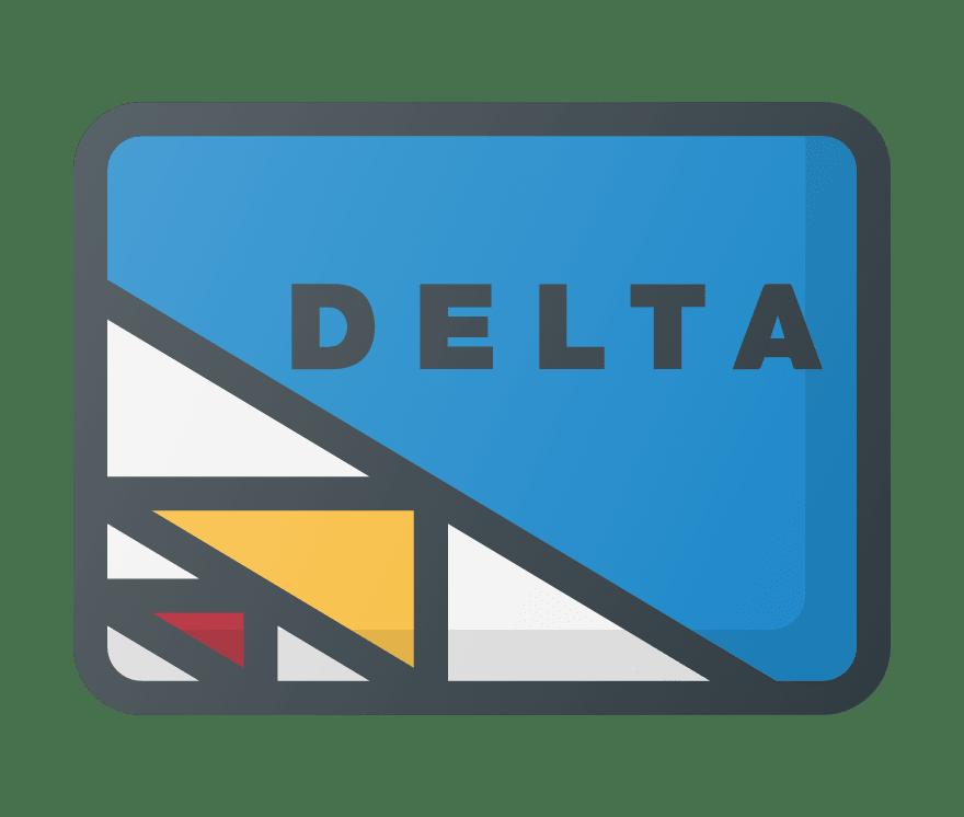 Top Online Spielothek mit Einzahlungsmethoden Delta