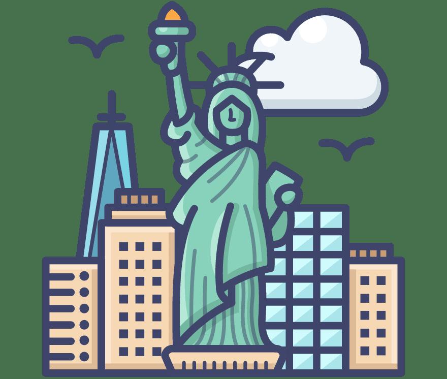 12 Beste Online Spielotheks in Vereinigte Staaten 2021