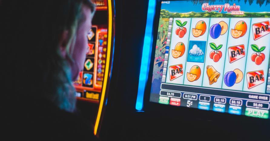 Bereit, Geld für Spielautomaten zu gewinnen?