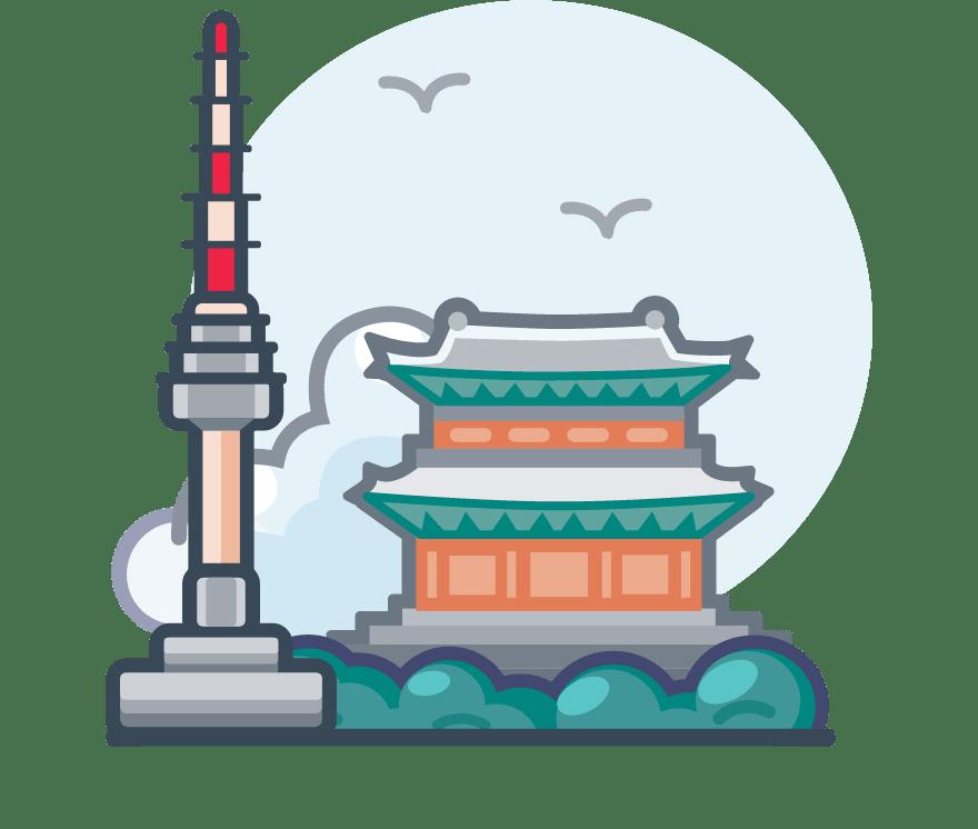 25 Beste Online Spielotheks in Südkorea 2021