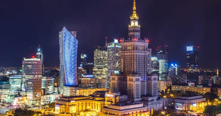 Polens Online Spielotheken: Internet-Glücksspiel in Polen